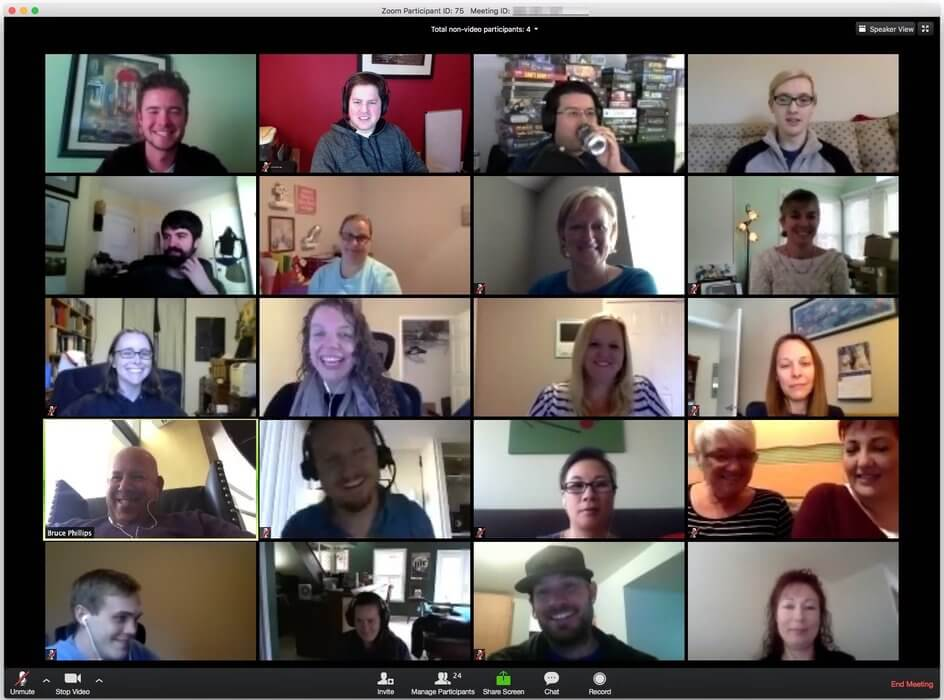 Image result for remote working video conferencing
