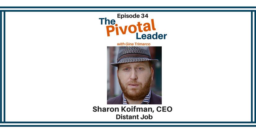 Sharon Koifman The Pivotal Leader