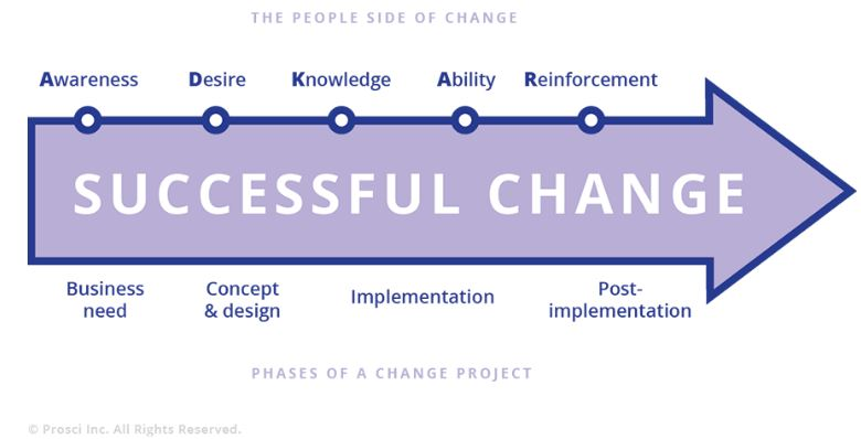 Managing Human Resources and Business Needs When Implementing Organizational Change