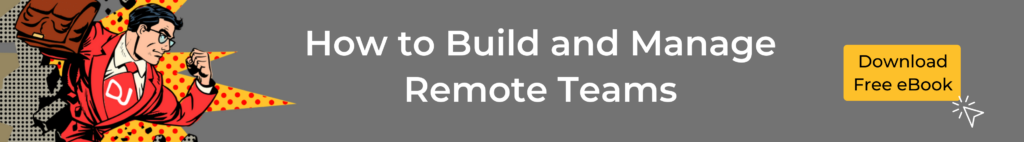 How to build and manage remote eams ebook