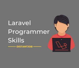 Laravel Programmer Skills