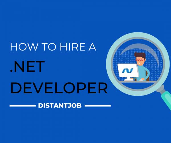 Hire a .NET developer