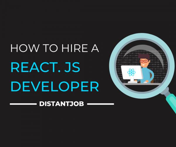 Hire a React.js developer