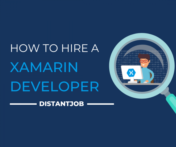 Hire a Xamarin Developer